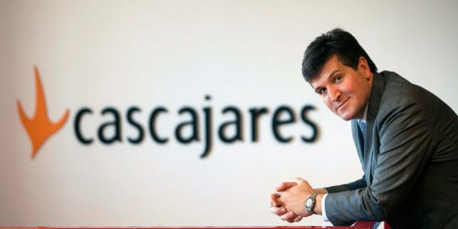 Alfonso Jiménez, Presidente de Cascajares