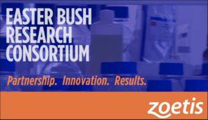 Acuerdo entre Easter Bush Research Consortium y Zoetis