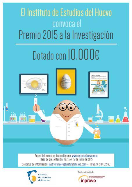 cartel-premio-investigacion-instituto-huevo