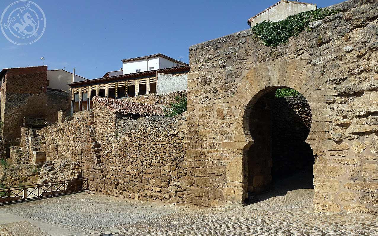 Agreda-arco-califal
