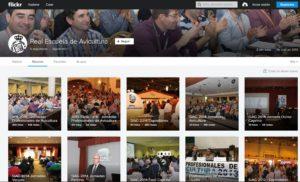 Haz click en la imagen para ver las fotos de las Jornadas de la Real Escuela de Avicultura