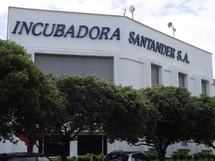 INCUBADORA SANTANDER COLOMBIA
