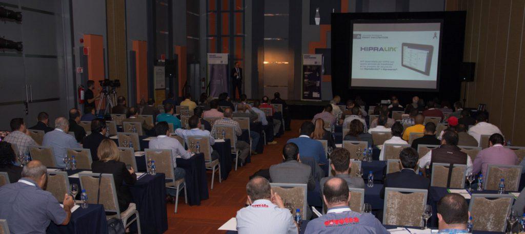 Pre-evento organizado por HIPRA para sus clientes mejicanos y latinoamericanos.