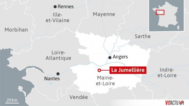 La Jumelliere Francia influenza aviar