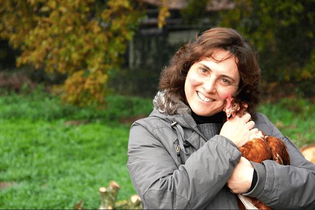Nuria Varela-Portas, gerente de Pazo de Vilane.