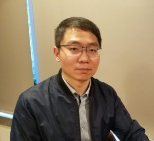 Chen Wei, director ejecutivo de ZhongAn