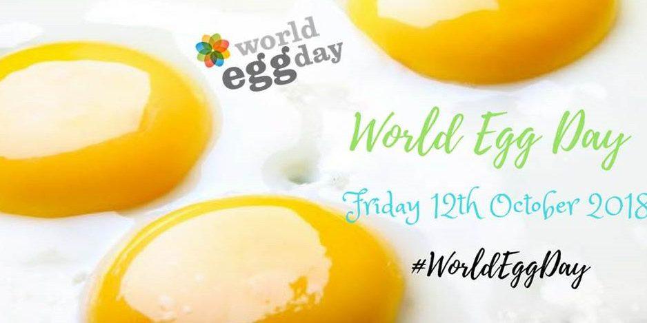 Dia Mundial del Huevo 2018